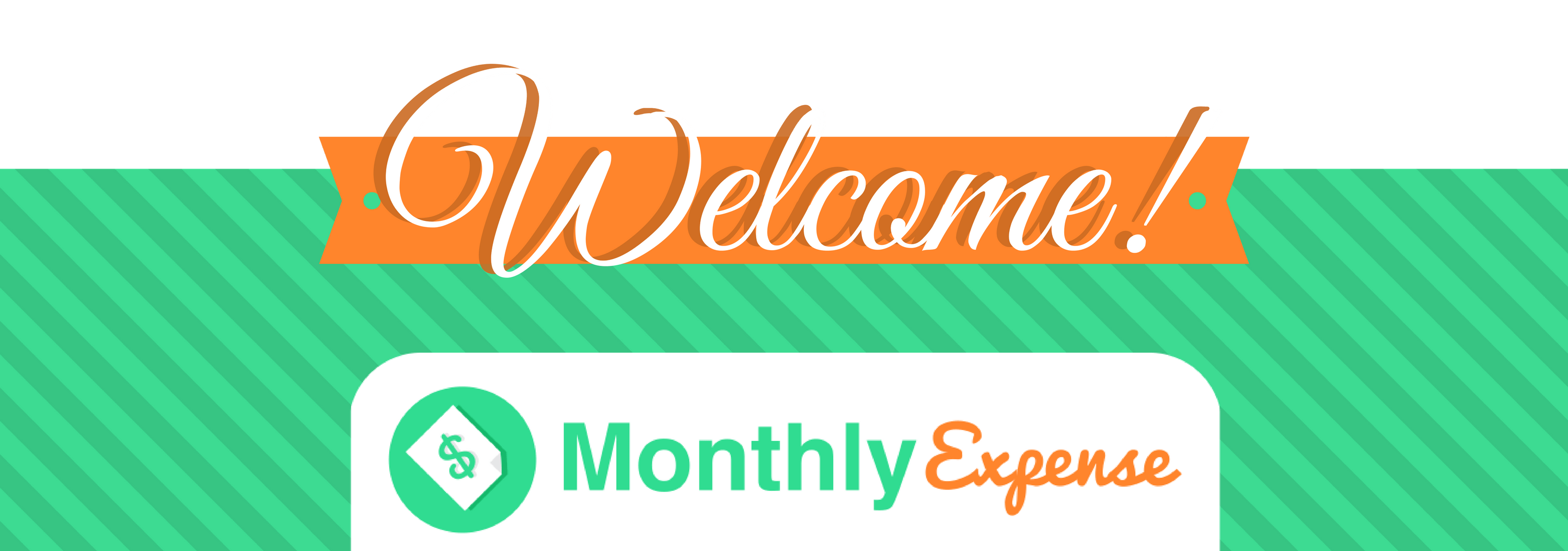 Welcome to MonthlyExpense.com
