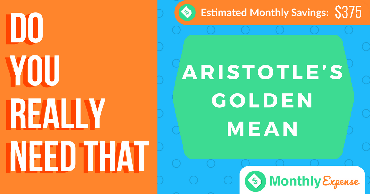 """3 Questions That Will Help You Achieve Aristotle's """"Golden Mean"""""""