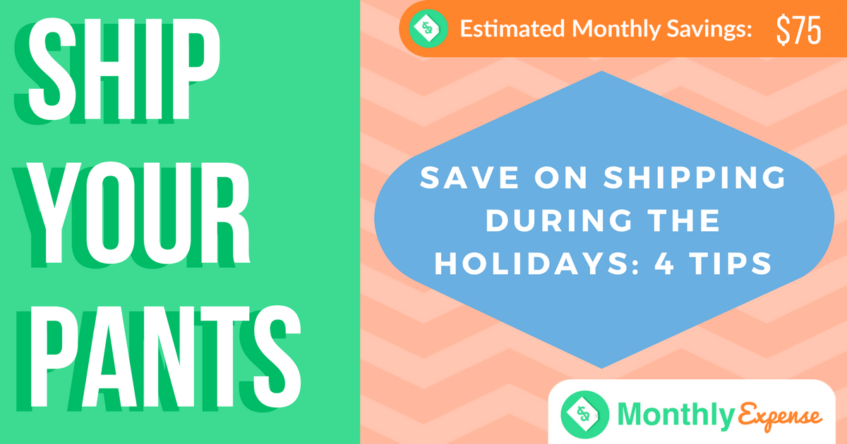 Save on Shipping During the Holidays: 4 Tips