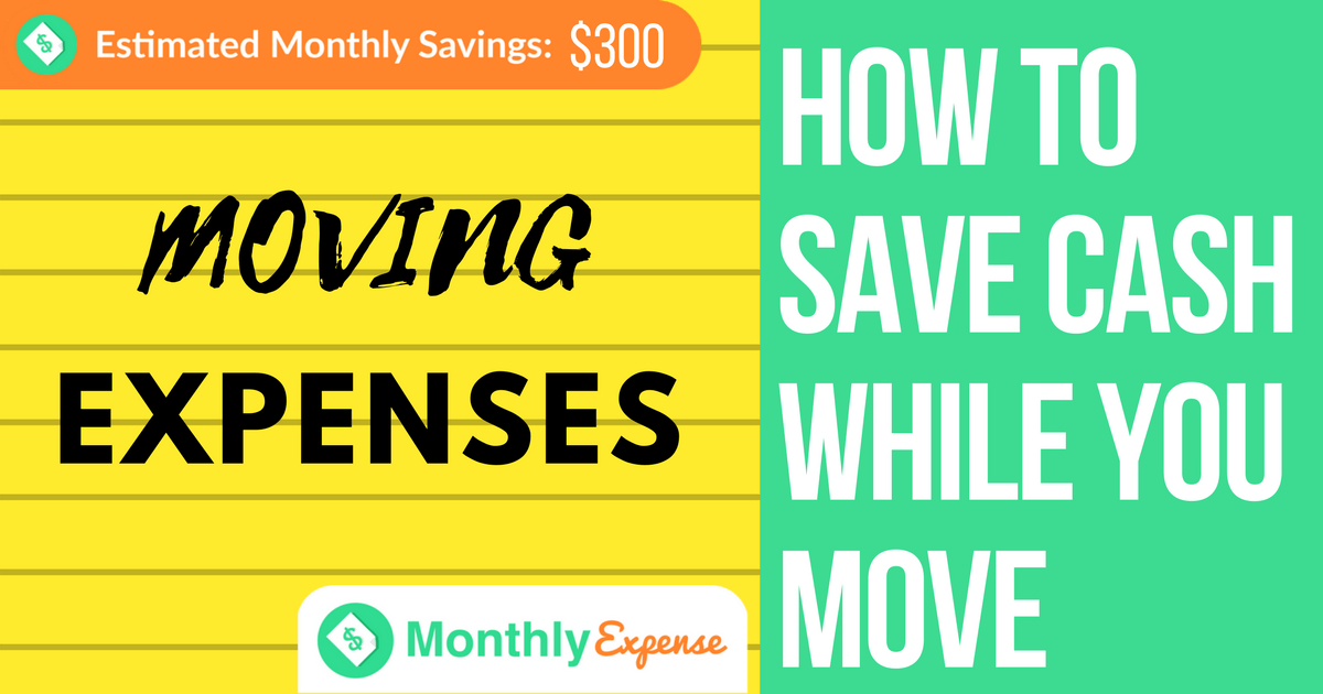 How to Save Money on Your Next Move In 3 Steps