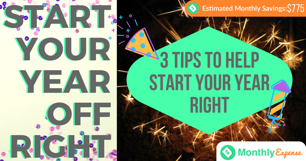 Save Money and Achieve Your New Year's Resolutions
