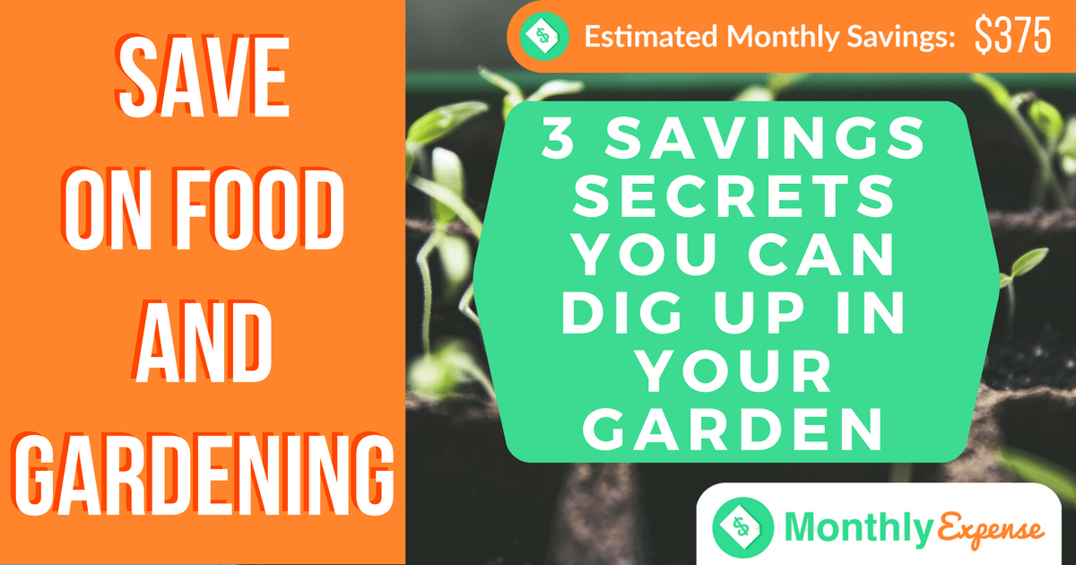 3 Buried Secrets You Can Dig Up in Your Garden