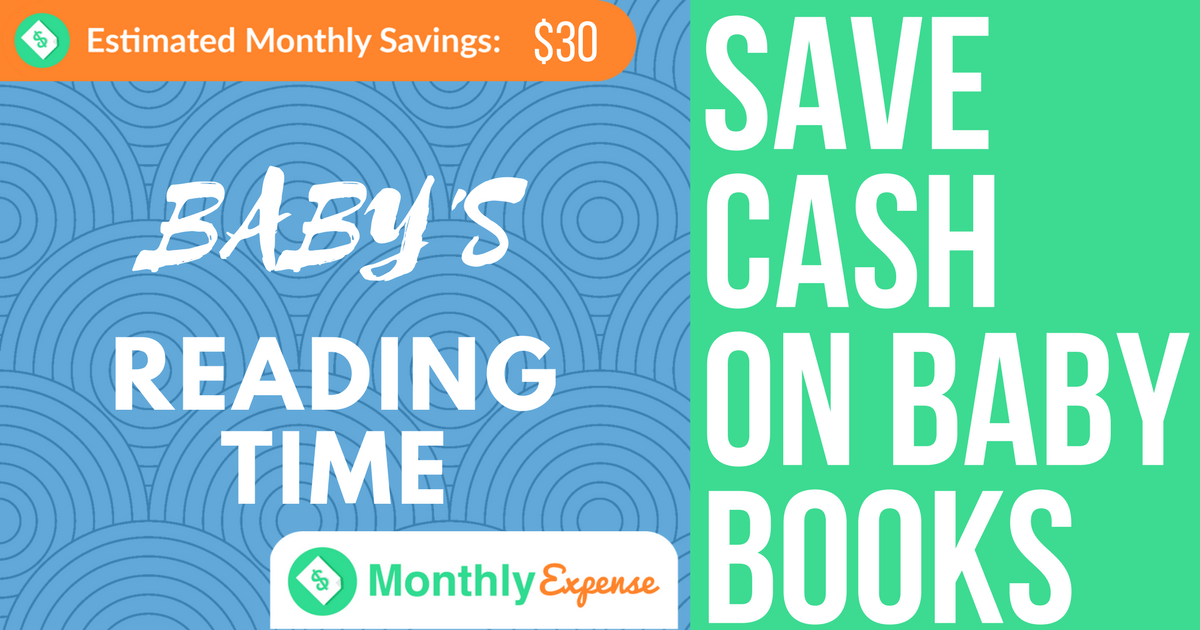 3 Ways to Save Money on Books for Infants