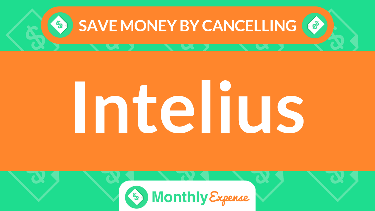 Save Money By Cancelling Intelius