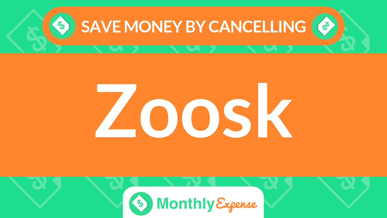 Save Money By Cancelling Zoosk