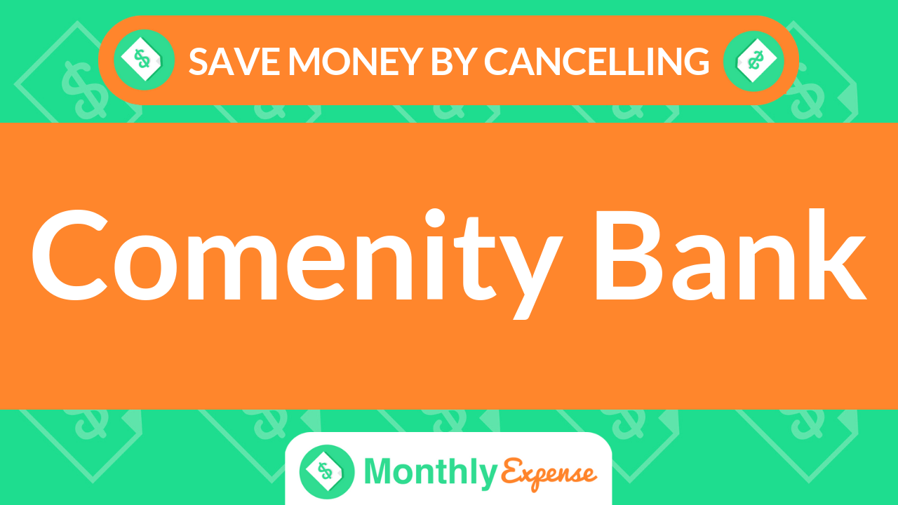 Save Money By Cancelling Comenity Bank