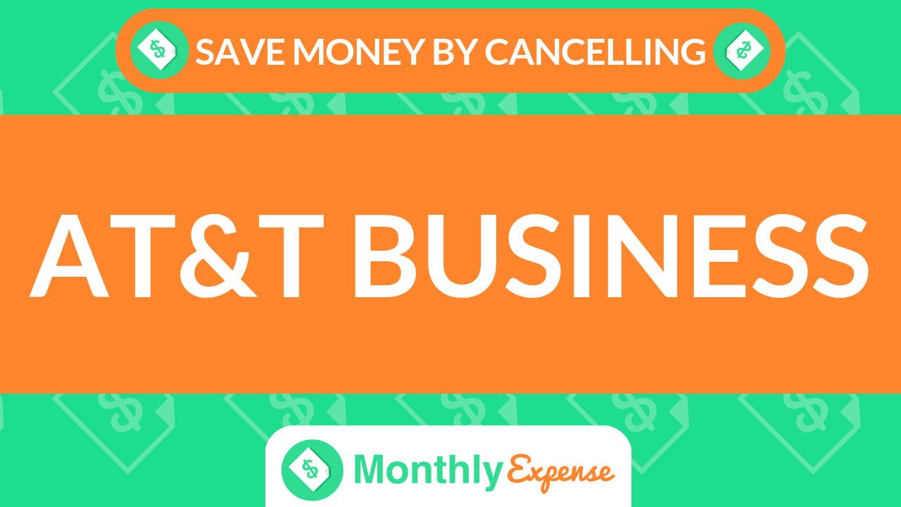 Save Money By Cancelling AT&T